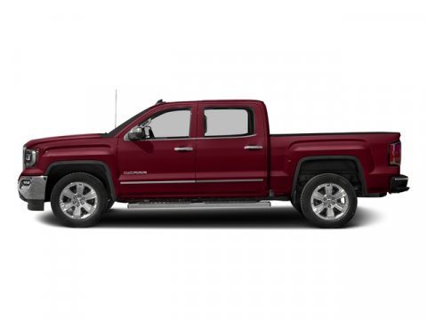 2017 GMC Sierra 1500 SLT Crimson Red TintcoatDark Ash seats with Jet Black interior accents V8 5