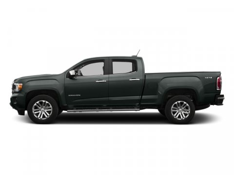 2017 GMC Canyon 4WD SLT Cyber Gray MetallicH2U V4 28L Automatic 150 miles The GMC Canyon will
