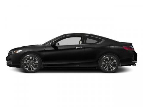 2017 Honda Accord Coupe EX-L V6 Crystal Black PearlBlack V6 35 L Automatic 0 miles  Remote En