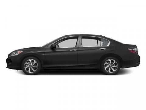 2017 Honda Accord Sedan EX-L Modern Steel MetallicGray V4 24 L Variable 0 miles  Front Wheel