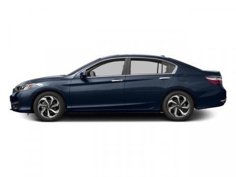2017 Honda Accord Sedan EX Obsidian Blue PearlGray V4 24 L Variable 0 miles  Remote Engine St