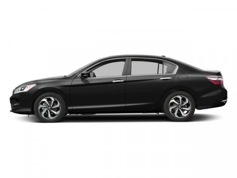 2017 Honda Accord Sedan EX-L with Navigation Crystal Black PearlBlack V4 24 L Variable 0 miles