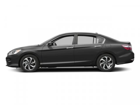 2017 Honda Accord Sedan EX-L with Navigation Modern Steel MetallicGray V4 24 L Variable 0 mile