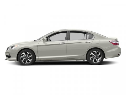2017 Honda Accord Sedan EX-L V6 with Navigation White Orchid PearlIvory V6 35 L Automatic 0 mi