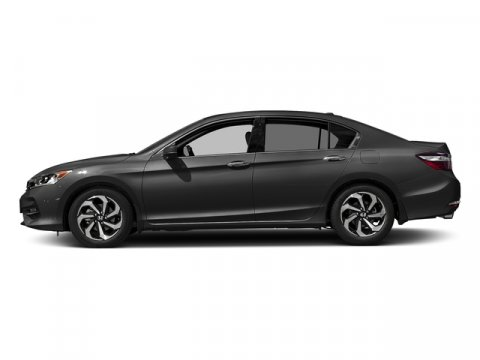 2017 Honda Accord Sedan EX-L V6 with Navigation Modern Steel MetallicBlack V6 35 L Automatic 0