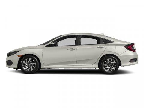 2017 Honda Civic Sedan EX White Orchid PearlBlack V4 20 L Variable 0 miles  Front Wheel Drive