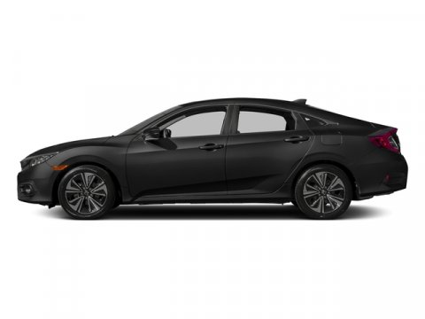 2017 Honda Civic Sedan EX-T Crystal Black PearlIvory V4 15 L Variable 36 miles  Turbocharged