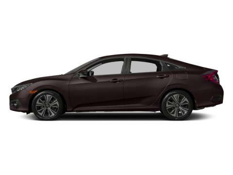 2017 Honda Civic Sedan EX-T Burgundy Night PearlIVORY CLOTH V4 15 L Variable 11 miles  Turboc