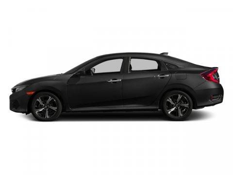 2017 Honda Civic Sedan Touring Crystal Black PearlBlack V4 15 L Variable 0 miles  Turbocharge