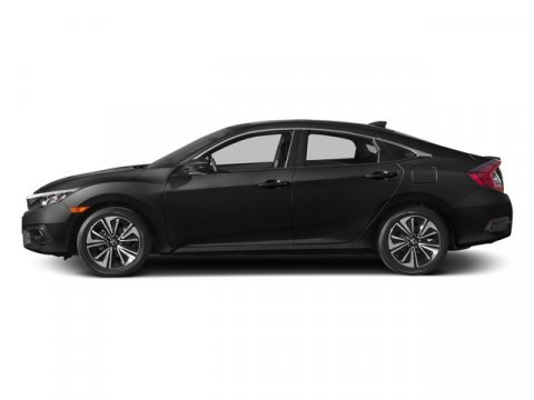 2017 Honda Civic Sedan EX-L Crystal Black PearlBlack V4 15 L Variable 139 miles  Turbocharged