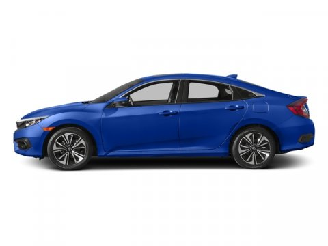 2017 Honda Civic 4dr Car EX-L Aegean Blue MetallicBlack V4 15 L Variable 0 miles  Turbocharge