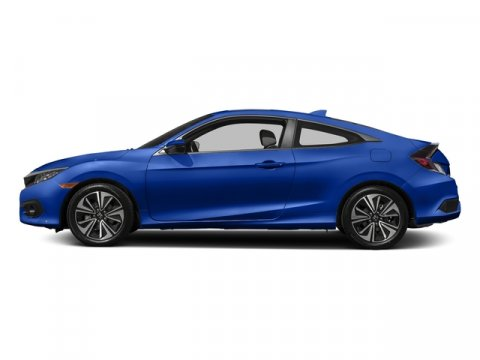 2017 Honda Civic Coupe EX-T Aegean Blue MetallicBLACKGRAY CLOTH V4 15 L Variable 0 miles  Tu