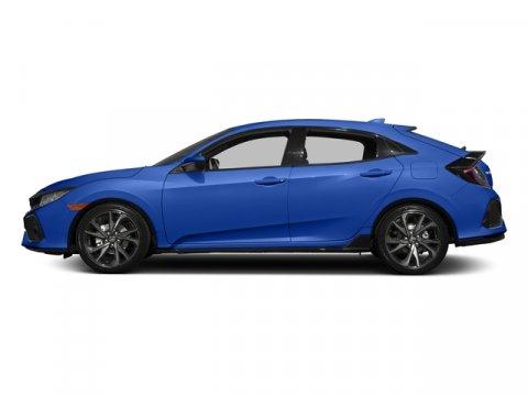 2017 Honda Civic Hatchback Sport Aegean Blue MetallicBlack V4 15 L Variable 0 miles  Turbocha