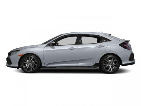 2017 Honda Civic Hatchback Sport Sonic Gray PearlBlack V4 15 L Variable 0 miles  Turbocharged