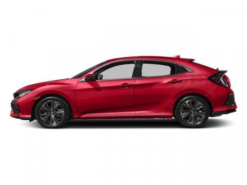 2017 Honda Civic Hatchback EX-L with Navigation Rallye RedBlack V4 15 L Variable 0 miles  Tur