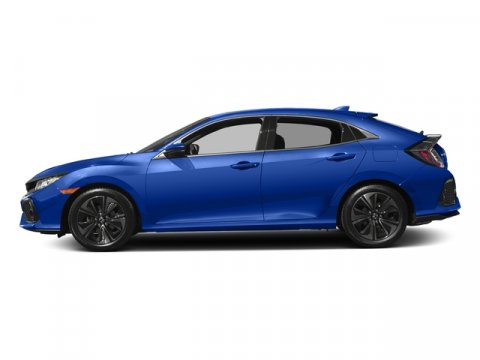 2017 Honda Civic Hatchback EX Aegean Blue MetallicBlack V4 15 L Variable 0 miles  Turbocharge