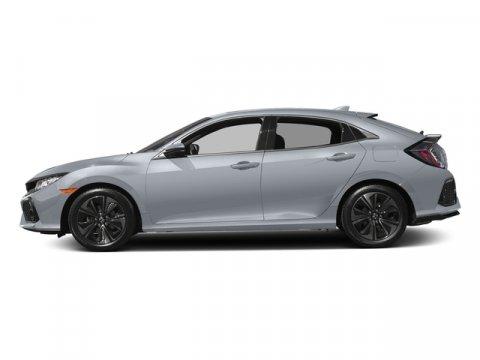 2017 Honda Civic Hatchback EX Sonic Gray PearlBLK CLOTH V4 15 L Variable 0 miles  Turbocharge