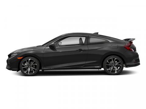 2017 Honda Civic Coupe Si Crystal Black PearlBlack V4 15 L Manual 0 miles  Turbocharged  Fro
