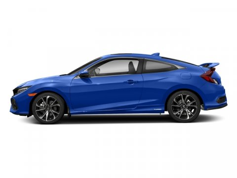 2017 Honda Civic Coupe Si Aegean Blue MetallicBlack V4 15 L Manual 0 miles  Turbocharged  Fr