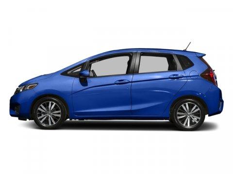 2017 Honda Fit EX Aegean Blue MetallicBlack V4 15 L Variable 0 miles  Front Wheel Drive  Pow