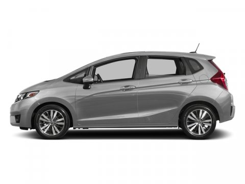 2017 Honda Fit EX-L wNav Lunar Silver MetallicBlack V4 15 L Variable 0 miles  Front Wheel Dr