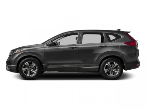 2017 Honda CR-V LX Modern Steel MetallicGray V4 24 L Variable 0 miles  Front Wheel Drive  Po