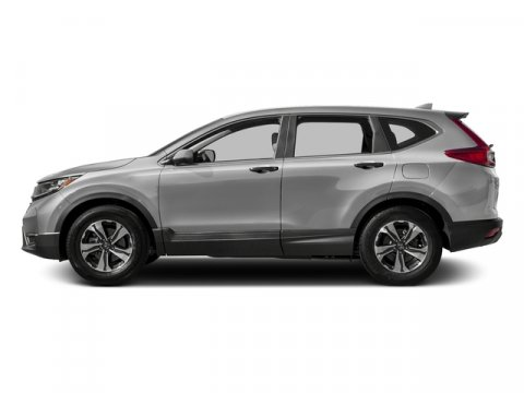 2017 Honda CR-V LX Lunar Silver MetallicGray V4 24 L Variable 0 miles  Front Wheel Drive  Po