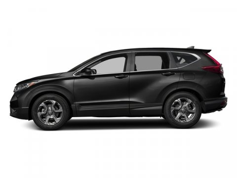 2017 Honda CR-V EX Crystal Black PearlBlack V4 15 L Variable 0 miles  Turbocharged  Front Wh