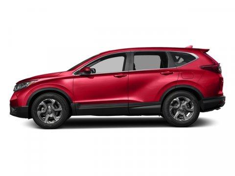 2017 Honda CR-V EX Molten Lava PearlIVORY CLOTH V4 15 L Variable 0 miles  Turbocharged  Fron