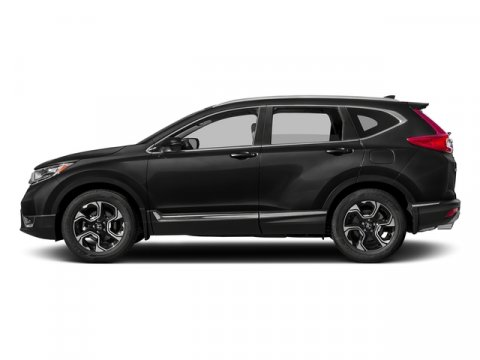 2017 Honda CR-V Touring Crystal Black PearlBlack V4 15 L Variable 0 miles  Turbocharged  Fro