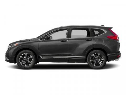 2017 Honda CR-V Touring Modern Steel MetallicGray Leather V4 15 L Variable 10 miles  Turbocha
