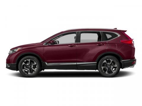 2017 Honda CR-V Touring Basque Red Pearl IIGray Leather V4 15 L Variable 0 miles  Turbocharge