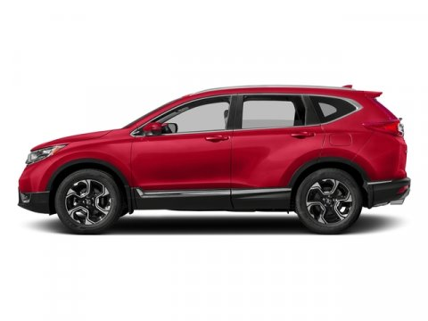 2017 Honda CR-V Touring Molten Lava PearlIvory V4 15 L Variable 0 miles  Turbocharged  All W
