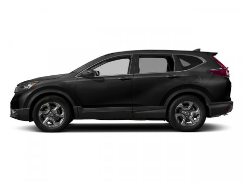 2017 Honda CR-V EX-L Crystal Black PearlBlack V4 15 L Variable 0 miles  Turbocharged  Front