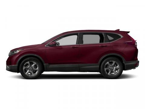 2017 Honda CR-V EX-L Basque Red Pearl IIGray V4 15 L Variable 0 miles  Turbocharged  Front W