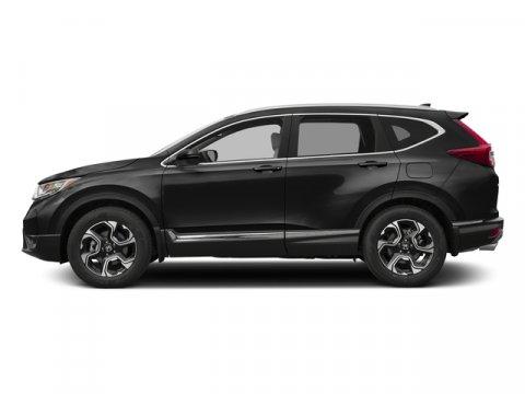 2017 Honda CR-V Touring Crystal Black PearlBlack V4 15 L Variable 30 miles  Turbocharged  Al