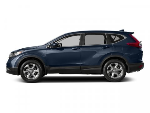 2017 Honda CR-V EX Obsidian Blue PearlGray V4 15 L Variable 0 miles  Turbocharged  All Wheel
