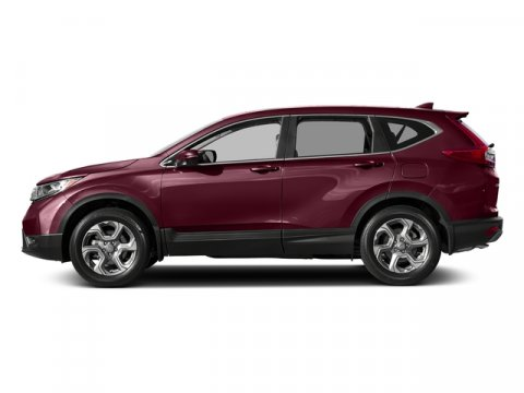 2017 Honda CR-V EX Basque Red Pearl IiGray V4 15 L Variable 0 miles  Turbocharged  All Wheel