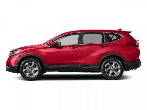 2017 Honda CR-V EX Molten Lava PearlIvory V4 15 L Variable 0 miles  Turbocharged  All Wheel
