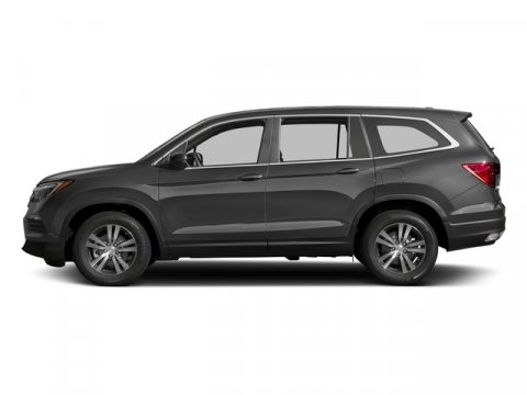 2017 Honda Pilot EX-L Modern Steel MetallicBLACK LEATHER-TRIMMED SEATS V6 35 L Automatic 0 mil