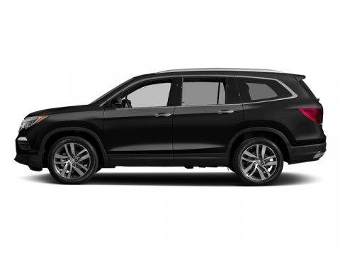 2017 Honda Pilot Touring Crystal Black PearlBLACK LEATHER-TRIMMED SEATS V6 35 L Automatic 0 mi