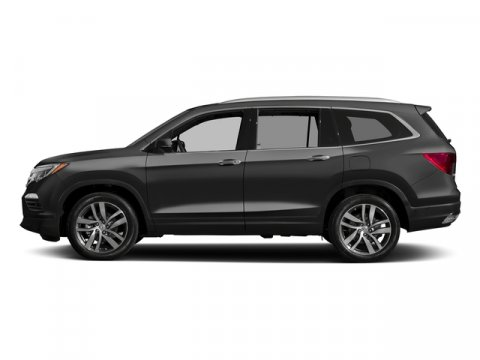 2017 Honda Pilot Touring Modern Steel MetallicBLACK LEATHER-TRIMMED SEATS V6 35 L Automatic 0