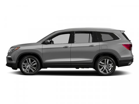 2017 Honda Pilot Touring Lunar Silver MetallicGRAY LEATHER-MED SEATS V6 35 L Automatic 8 miles