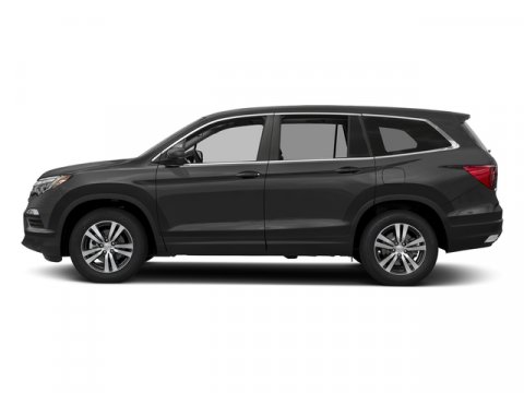 2017 Honda Pilot EX-L Modern Steel MetallicBLACK LEATHER-TRIMMED SEATS V6 35 L Automatic 3 mil