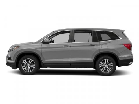 2017 Honda Pilot EX-L Lunar Silver MetallicGRAY LEATHER-MED SEATS V6 35 L Automatic 10 miles