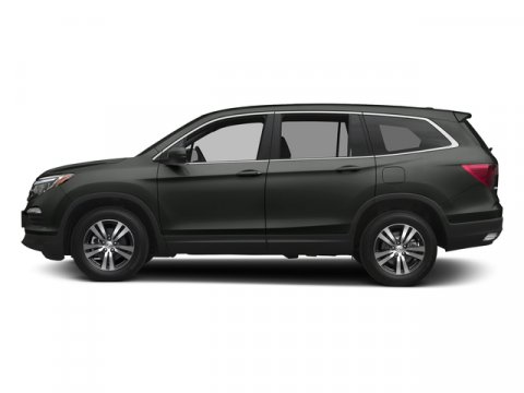 2017 Honda Pilot EX Black Forest PearlBeige V6 35 L Automatic 0 miles  All Wheel Drive  Powe