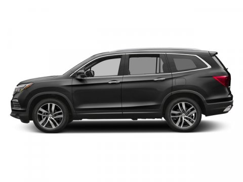 2017 Honda Pilot Touring Modern Steel MetallicBlack V6 35 L Automatic 0 miles  All Wheel Driv