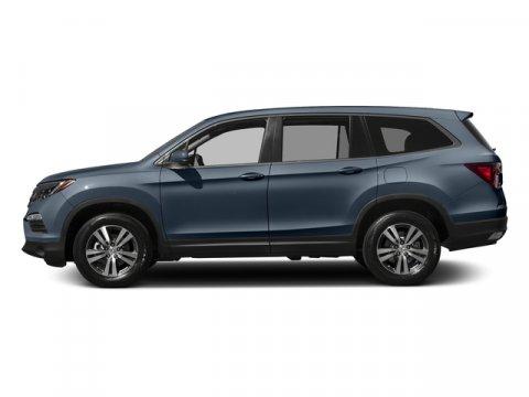 2017 Honda Pilot EX-L with Navigation Steel Sapphire MetallicGray V6 35 L Automatic 0 miles