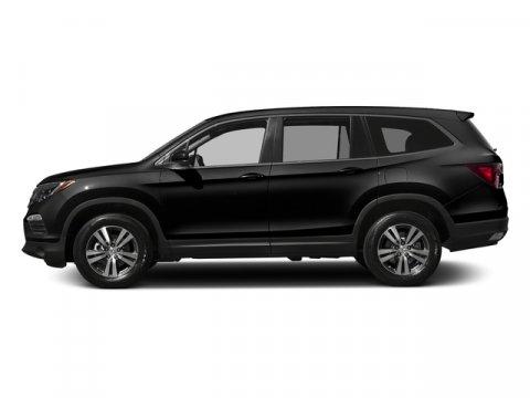 2017 Honda Pilot EX-L with Navigation Crystal Black PearlBlack V6 35 L Automatic 0 miles  All