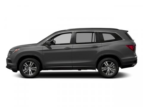 2017 Honda Pilot EX-L with Rear Entertainment S Modern Steel MetallicBlack V6 35 L Automatic 0
